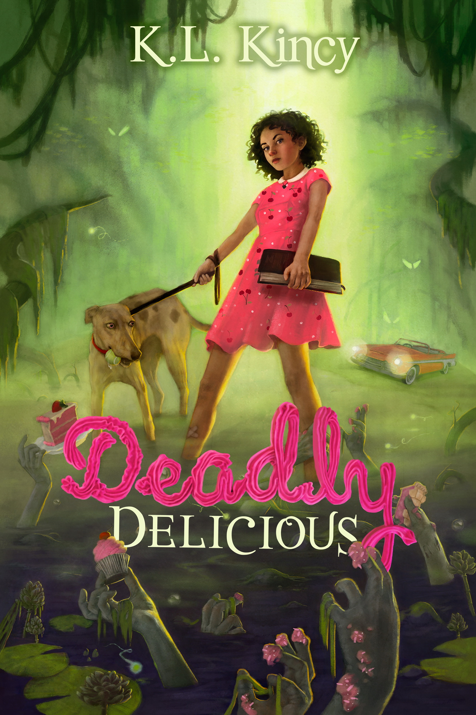 Deadly Delicious - ebook cover