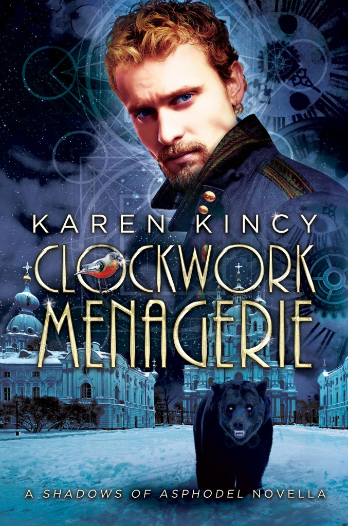 Clockwork Menagerie - full cover